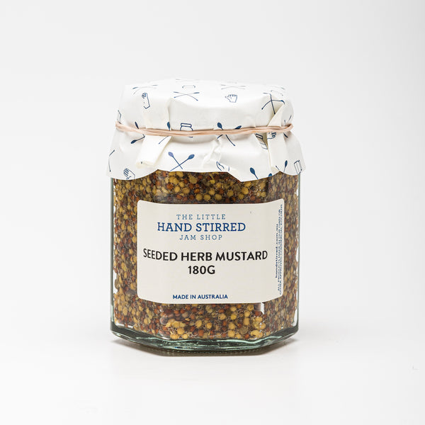 Seeded Herb Mustard