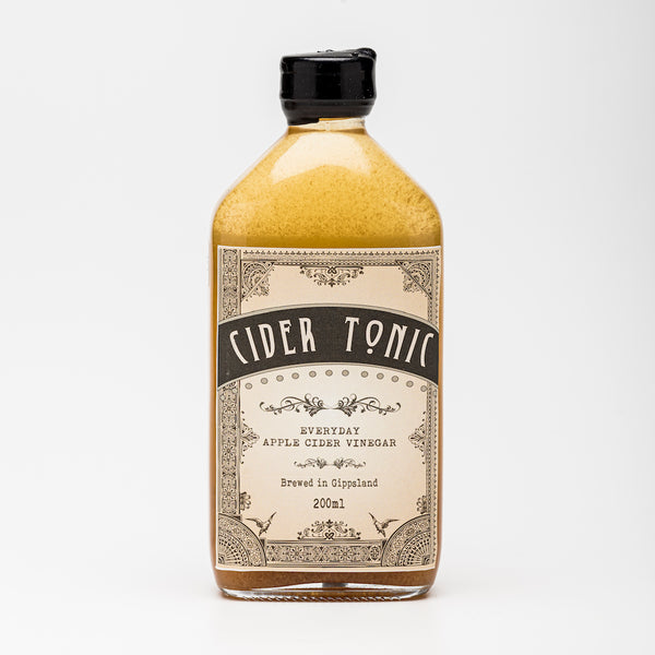 Cider Tonic Everyday Apple Cider Vinegar