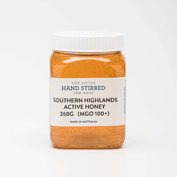 Southern Highland's Active Honey