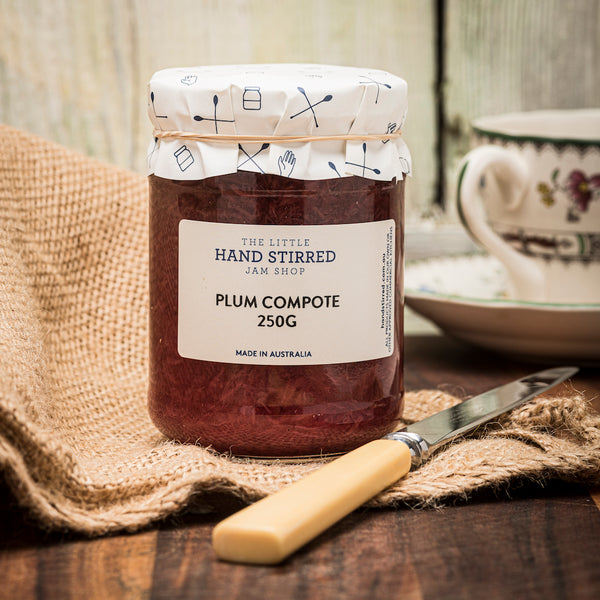 Plum Compote