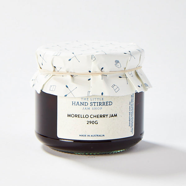 Morello Cherry Jam