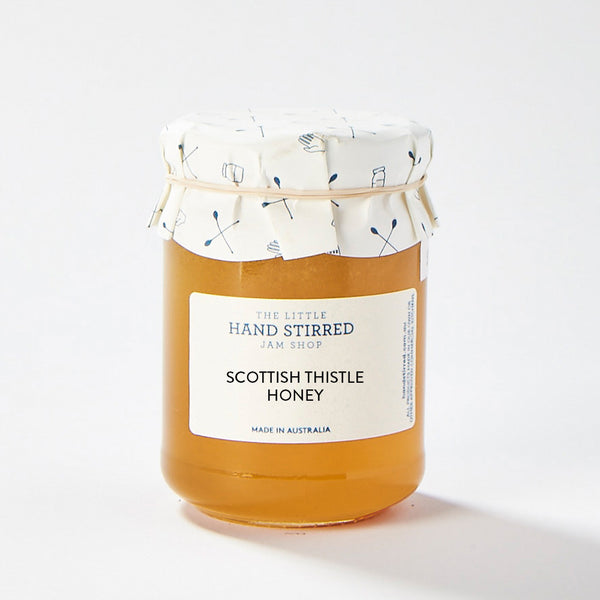 Scottish Thistle Honey