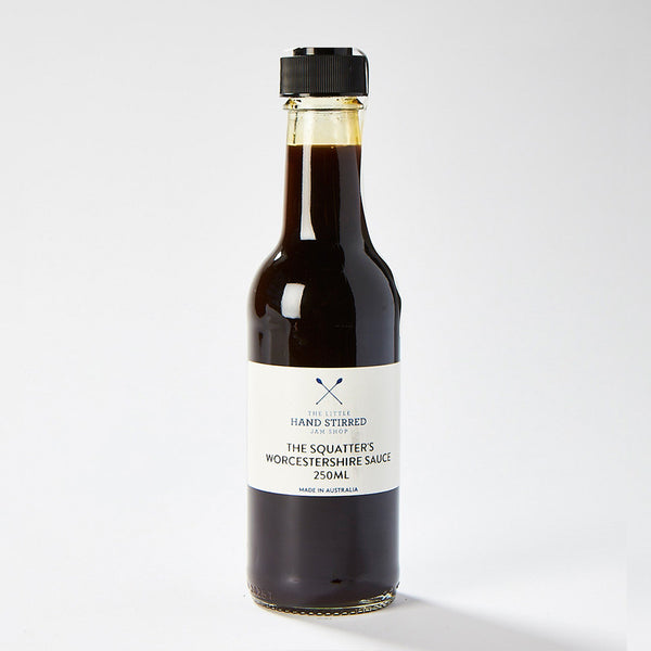The Squatter's Worcestershire Sauce