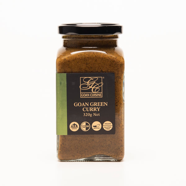 Goan Green Curry Paste