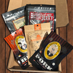 The Spicy Jerky Box