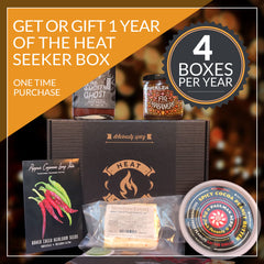 The Heat Seeker Box - Gift 1 Year Prepaid