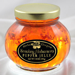 Smokey Habanero Pepper Jelly