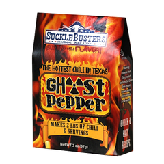 Ghost Pepper Chili Kit