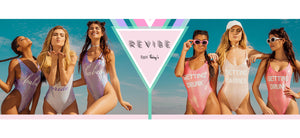 Babes, Bride, Getting Drunk and Getting Married - REVIBE by Dippin' Daisy's Swimwear