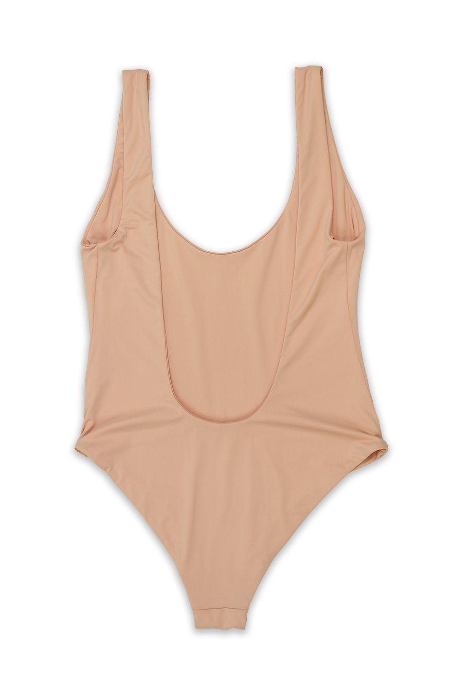 Cameo Seamless V-Cleavage Moderate Coverage One Piece