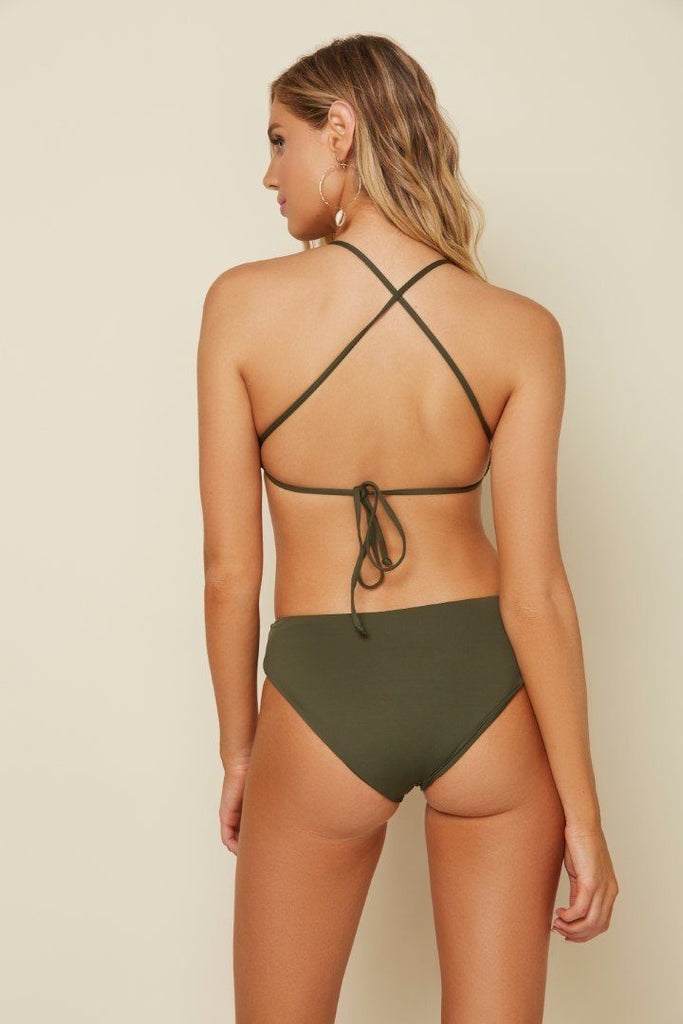 Siren Bottom - Olive