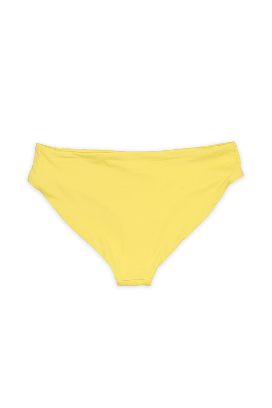 SEAMLESS MODERATE CLASSIC BOTTOM - YELLOWFront View