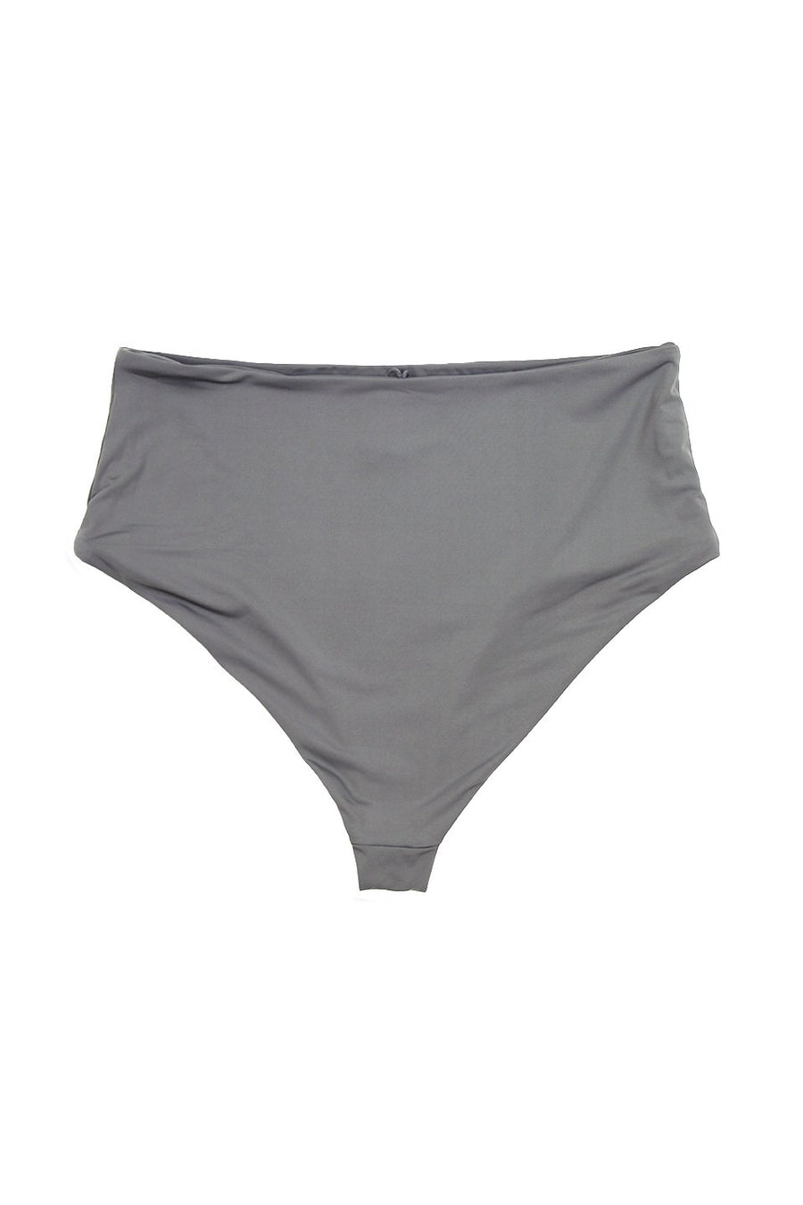 Seamless Moderate Coverage Hi Waist Bottom - Stone