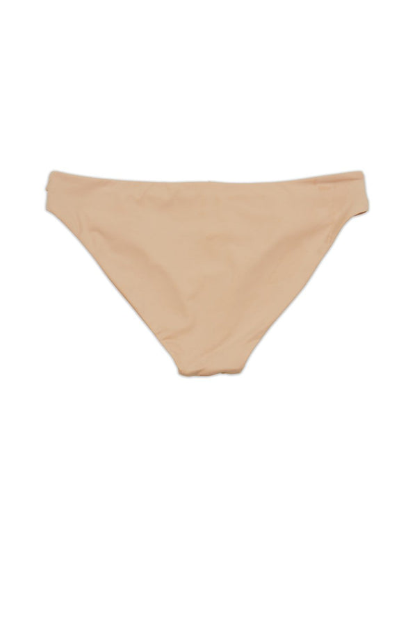 Seamless Moderate Cutout Bottom - Blush