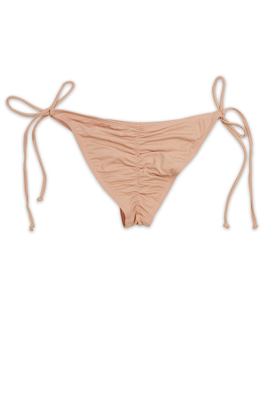 Blush Scrunch Butt Bikini Bottom - Dippin' Daisy's Swimwear