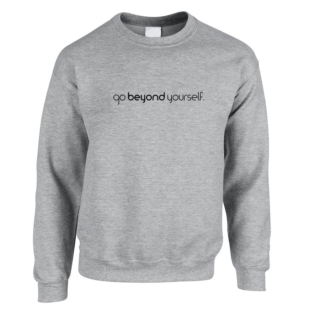 Go Beyond Crew & Pullover