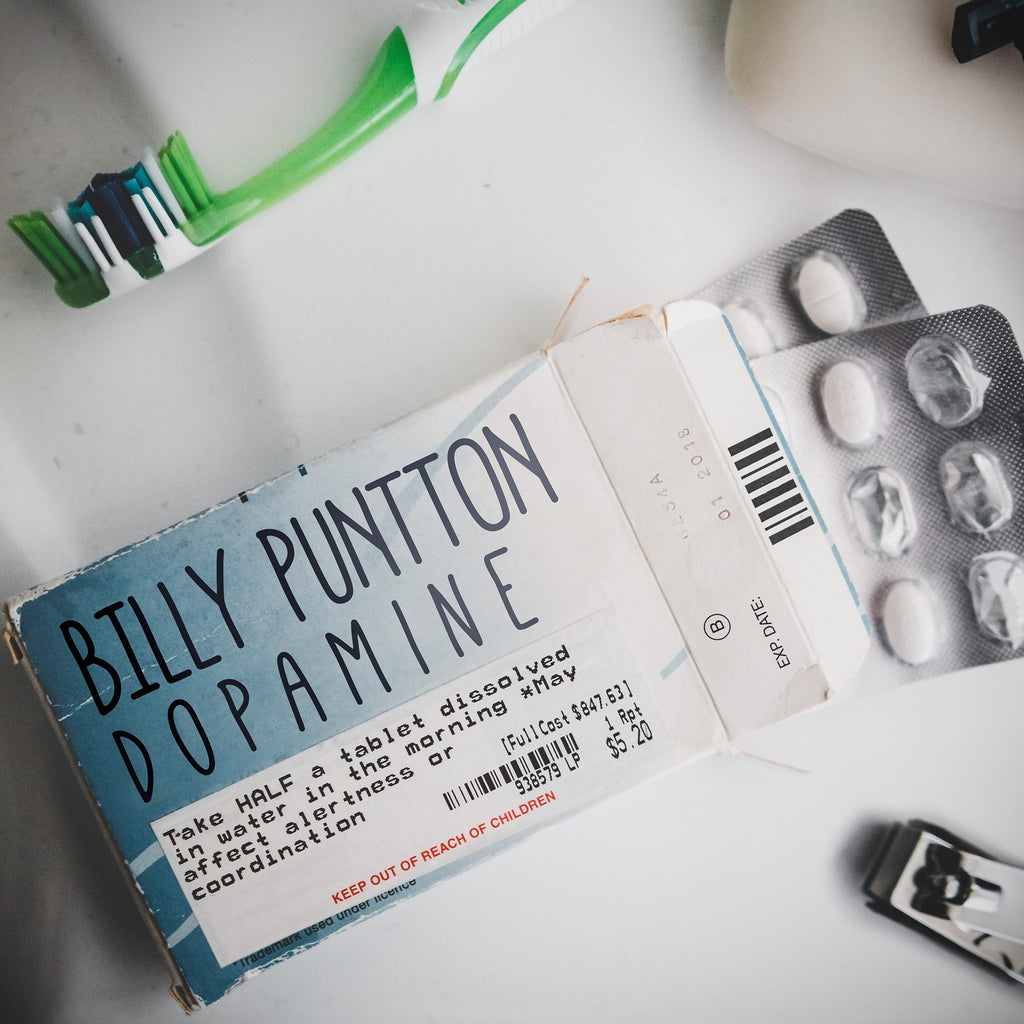 Billy Puntton 'Dopamine' CD