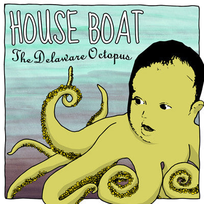 House Boat 'The Delaware Octopus' CD