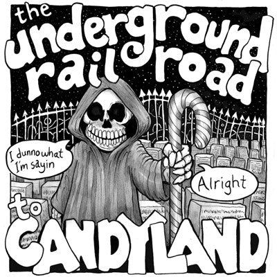 Mean Jeans / Underground Railroad To Candyland Split 7""