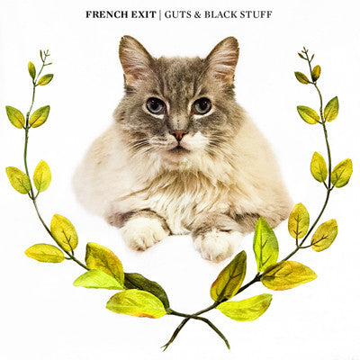 "French Exit 'Guts & Black Stuff' 12"" LP"