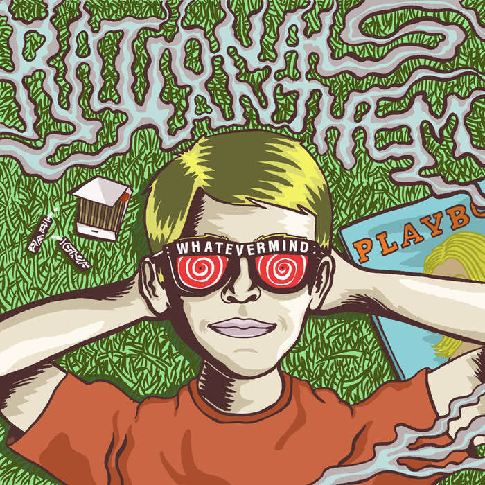 Rational Anthem Whatevermind' 12""