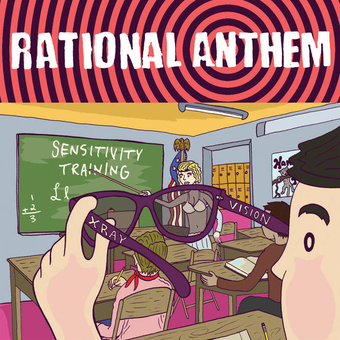 Rational Anthem 'Sensitivity Training' 12""