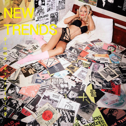 New Trends 'Gimme Everything' 12""