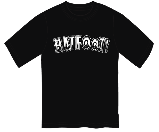 Batfoot! T-Shirt