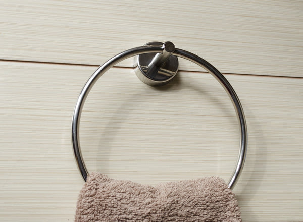 Kapitan Towel Ring 6.70 inches/ 17cm - bath-accessories.co.uk