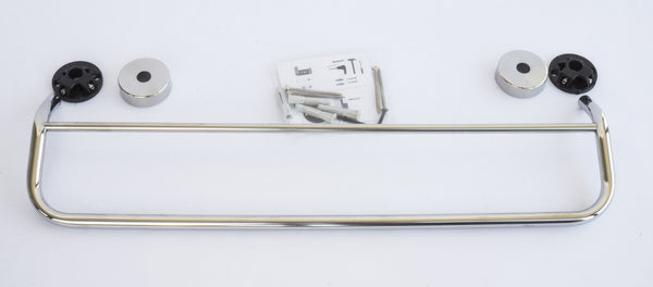 Kapian Double Towel Bar Rail - bath-accessories.co.uk