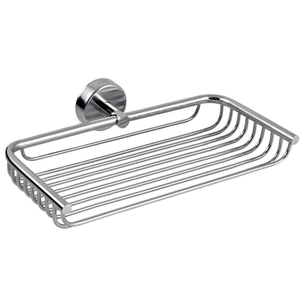 Stainless Steel Shower Caddy Kapitan Bathroom Shelves Bath