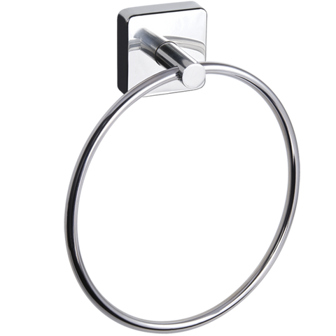 Kapitan Quattro Towel Ring Holder - bath-accessories.co.uk