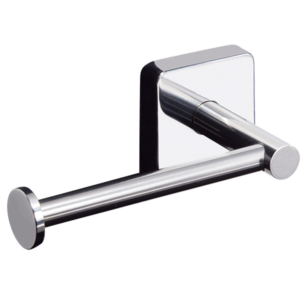 Square Toilet Roll Holder Kapitan - www.bath-accessories.co.uk