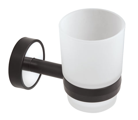 Kapitan Optimo Wall Mounted Toothbrush Holder, Tumbler