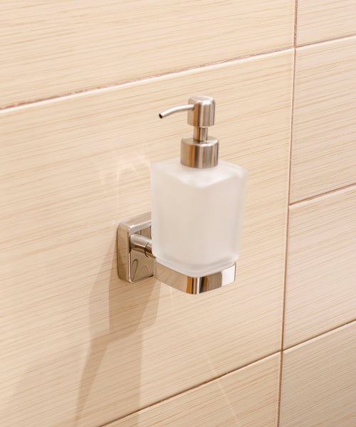 Kapitan Quattro Soap Dispenser - bath-accessories.co.uk
