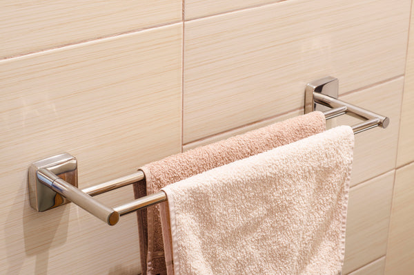 Kapitan Quattro Double Towel Rail - bath-accessories.co.uk
