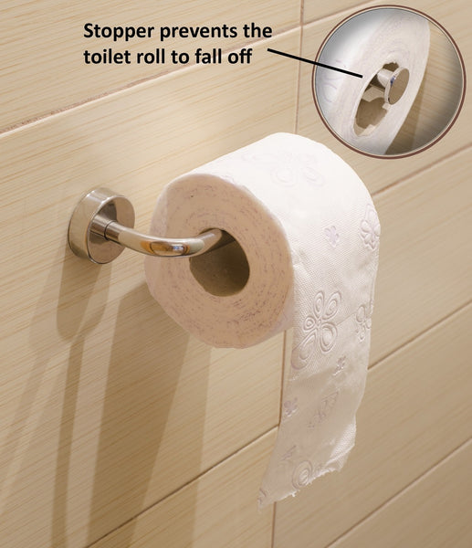 Kapitan Toilet Roll Holder - bath-accessories.co.uk