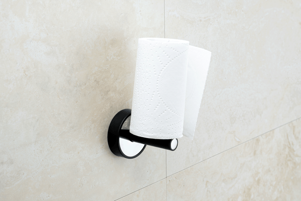 Kapitan Optimo Vertical Spare Toilet Roll Holder