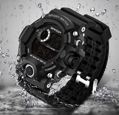 Digital LED Shock Waterproof Electronic Sports Watch-Cool kids stuff-Kids Bargain World