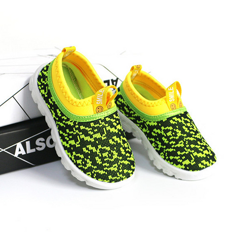 Kids Airmesh GO Trainers