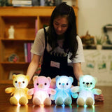 Light Up LED Teddy Bear Stuffed Toy