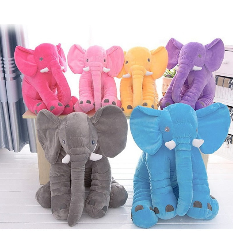 Stuffed Elephant Plush Toy