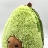 Avocado Plush Stuffed Pillow