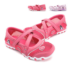 Kids Shoes Online - 2017 New Summer High Quality Non-slip Childrens Princess Sandals-Kids Bargain World