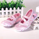2017 New Summer High Quality Non-slip Childrens Princess Sandals-Kids Footwear-Kids Bargain World