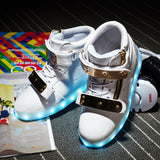 Cool Kids Thunder LED Shoes 3-14 Years-Kids Footwear-Kids Bargain World