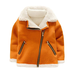 Lovely Autumn Winter Coat For Kids (1-7 Years)-Winter jackets-Kids Bargain World