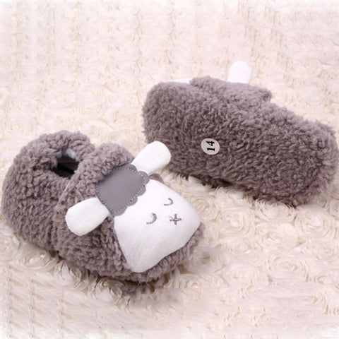 Little Mouse Baby Slippers