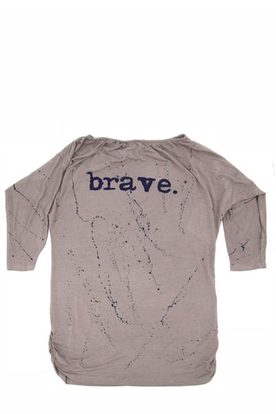 "Mary Shirt ""Brave"", Accessories, Sak Saum, LILLYPARK, ShowYourLove Taschenparty"