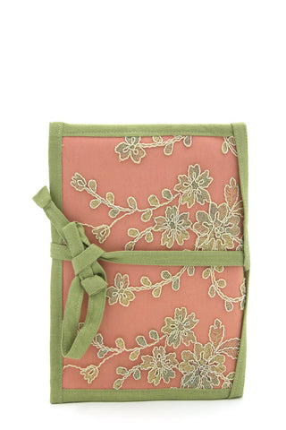 Tagebuch Flower, Accessories, Sak Saum, LILLYPARK, ShowYourLove Taschenparty